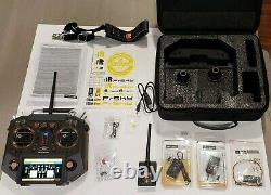 Frsky Horus X10 Express Radio Transmitter, Case, Receivers & Accessories