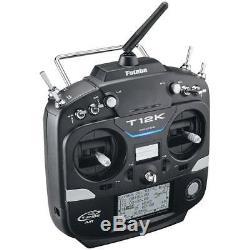 Futaba 12K A 14Ch T-FHSS/S-FHSS Radio Airplane Transmitter / Receiver FUTK9280