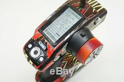 Futaba 4PL Radio Transmitter with custom wrap 2.4ghz T-FHSS (No Receiver)
