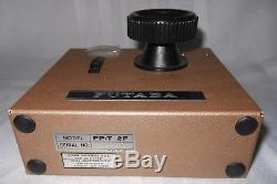 Futaba FP-T 2F FP-T2F Radio Transmitter FP-R2F Receiver Servos Manual Box 75Mhz