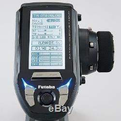 Futaba FUTK4700 4PV 4-Channel T-FHSS Computer Radio System Transmitter /Receiver