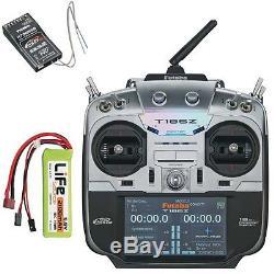 Futaba FUTK9511 18SZH 18CH Heli Telemetry Radio / Transmitter w R7008SB Receiver