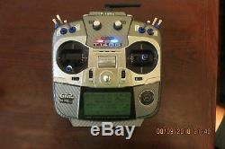Futaba T14SG HeliCopter Radio Mode 2 FASSTest 2.4ghz RC Transmitter 14SG with rx