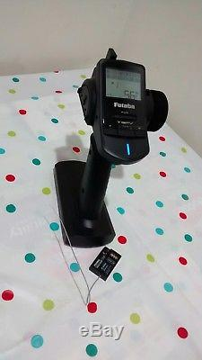 Futaba T3PV radio transmitter with R203gf receiver FHSS (Arrma Traxxas losi)