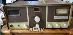 Golden Eagle Mark IVA CB Radio with Transmitter & Receiver-Great for Parts