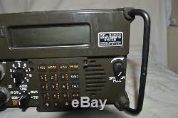 Harris Rf 5000 Ham Radio Receiver Transmitter Transceiver