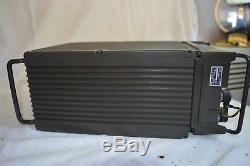 Harris Rf 5000 Ham Radio Receiver Transmitter Transceiver With5010fp