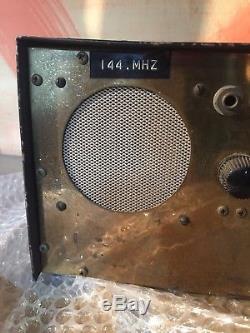 HEATHKIT TRANSMITTER RECEIVER RADIO VALVE VALVES VINTAGE radio PERFECT nr2