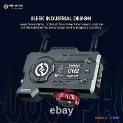 HOLLYLAND Mars 400S PRO 400FT HDMI SDI 5G Wireless Video Transmitter Receiver