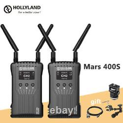 HOLLYLAND Mars 400s Wireless HDMI Video Image Transmitter Receiver 1080P +GIFTS