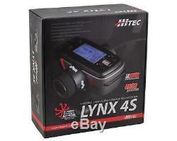 HRC16200 Hitec Lynx 4S 2.4GHz Radio System withAxion 2 HHR Receiver
