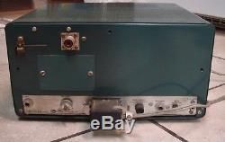 Heathkit HW-20 Pawnee Transmitter receiver radio watch video untested