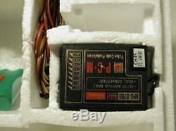 Hitec Prism 7 Radio Control System Transmitter Pcm Receiver, Servos, Charger Nos