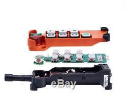 Hoist Crane Radio Industrial Wireless Remote Control 1Transmitter +1Receiver NEW