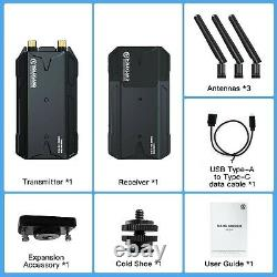 Hollyland Mars 300 PRO HDMI Wireless Video Transmitter/Receiver Set (Enhanced)