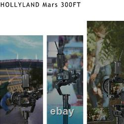 Hollyland Mars 300 Wireless Video Transmission System Transmitter & Receiver Kit