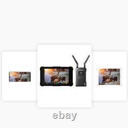 Hollyland Mars 400S 400FT Wireless HDMI SDI Video Image Transmitter Receiver Kit