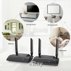 InstaBox SP2 HD HDMI AV Sender TV Wireless Audio Video Transmitter Receiver Kit