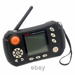 JABO 2CG part Transmitter & Receiver 8P GPS + Sonar Function RC Bait Boat Radio