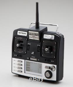 KO Propo Esprit IV 2Ch 2.4G Stick RC Transmitter / Receiver Radio Set KO80700