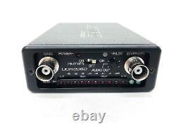 LECTROSONICS UCR205D UM200B Transmitter & Receiver Block 27 691.200-716.700MHz