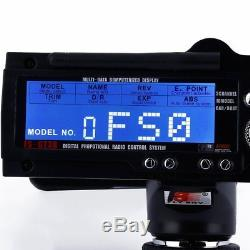 LOT 10 Flysky FS-GT3B 2.4G 3CH Transmitter + Receiver Radio Controller RC Boat K