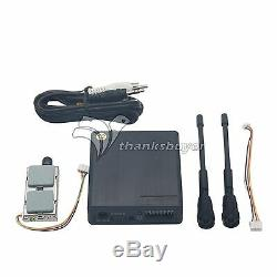 LawMate 1.2G 1000mw 1W Wireless AV Transmitter Receiver for FPV Drone Quadcopter