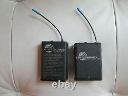 Lectrosonics LMA Transmitter and Lectrosonics UCR100 Receiver Block 26