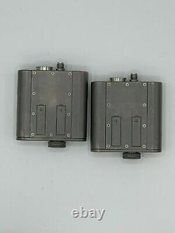 Lectrosonics SRB/5P Receiver & 2x SMQV Transmitters withaccessories (Block 20)