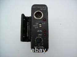 Lectrosonics Transmitters M187 & Receiver CR187 Tested Freq 193.300