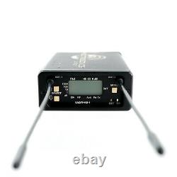 Lectrosonics UCR401 & UM400a Wireless Audio Transmitter & Receiver Set Block 19