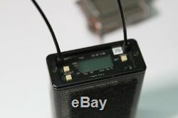 Lectrosonics UCR401 Wireless Receiver+MM400A Transmitter NOT FOR USE IN US