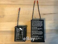 Lectrosonics UCR401receiver and LM Transmitter - block 22
