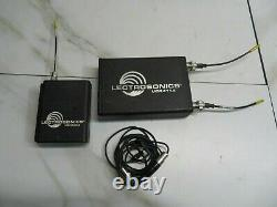 Lectrosonics UCR411A Receiver with UM400a Transmitter Block 24 614-639.9 MHz