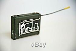 Lectrosonics UCR411a Receiver and LMa Transmitter Block 24