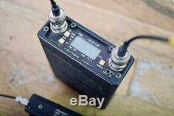 Lectrosonics Ucr211 Receiver Block 24 UM200C Transmitter wireless excellent