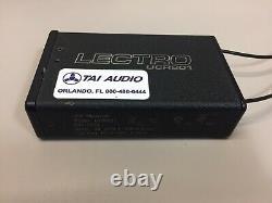 Lectrosonics Wireless Audio Receiver UCR201 With Transmitter UM200C