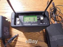 Lectrosonics Wireless Audio UCR201 Receiver & UM2000 Transmitter