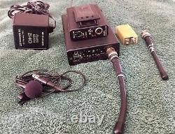 Lectrosonics wireless mic system UCR195 Receiver/UM195 Transmitter 600.925Mhz