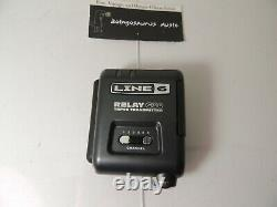 Line 6 G30 Wireless Guitar System Transmitter and Receiver withBox & Adapter