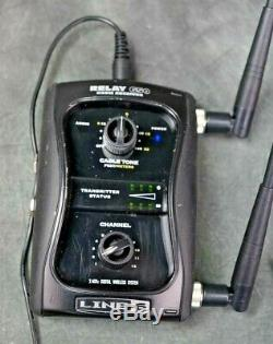 Line 6 Relay G50 Guitar Wireless System, Transmitter/receiver, No Reserve