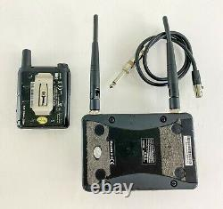 Line 6 Relay G50 Wireless Guitar System Transmitter Receiver and Cable