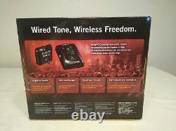 Line6 Relay G30 Wireless Guitar System TBP06 Transmitter RXS06 Receiver Black