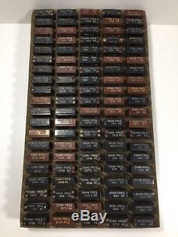 Lot of a 100 DC-35 DC35 Crystals Radio BC669 Receiver Transmitter DC34 BC-669