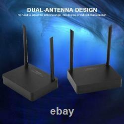 Measy 4K 1080P Wireless Audio Video Transmitter + Receiver Adapter HDMI Extender