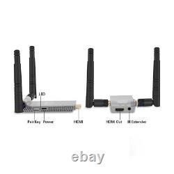 Measy Air Prime WiVu 200m Wireless HDMI Video Audio Transmitter AV Receiver Kit