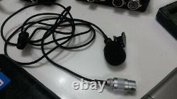 Micron Professional Vhf Radio Transmitter & Receiver Tx102 & Mr1