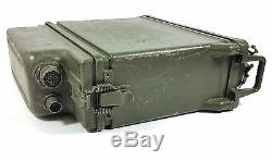 Military French Radio Er. 95. A Receiver Transmitter Field Telephone Prc77