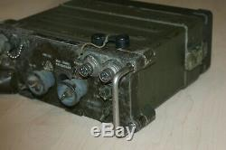 Military RT-505/PRC-25 Receiver Transmitter Radio withH-250 Handset