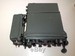 Military Radio Of Frech Army Receiver Transmitter Er. 95. B Prc-25 Prc-77
